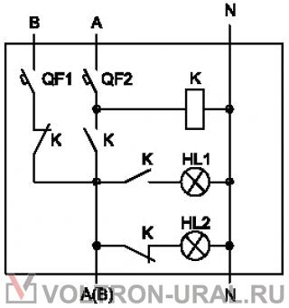 схема принципиальная электрическая бензогенератора
